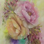 Romantic Soft Roses