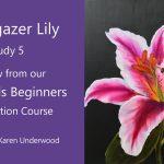 Stargazer Lily – Preview