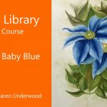 Clematis Baby Blue – Preview