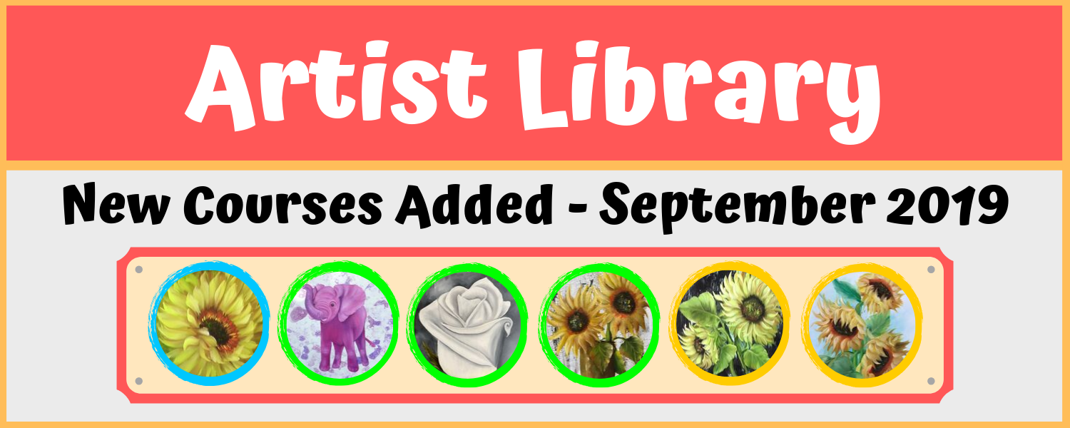 New Courses – September 2019