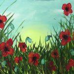 Sweet Poppy Field